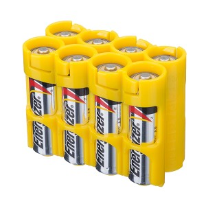 AA 8 Pack (yellow)
