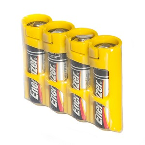 SlimLine AA w/Energizer Batteries (yellow)