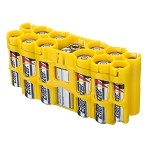 A9 Pack Battery Caddy (yellow)