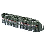 The Original Battery Caddy (military green)