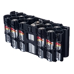 A9 Pack Battery Caddy (tuxedo black)