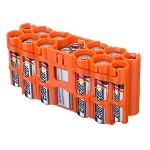 A9 Pack Battery Caddy (orange)