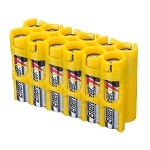 AAA 12 Pack (yellow)