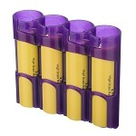 18650 Battery Caddy (purple)